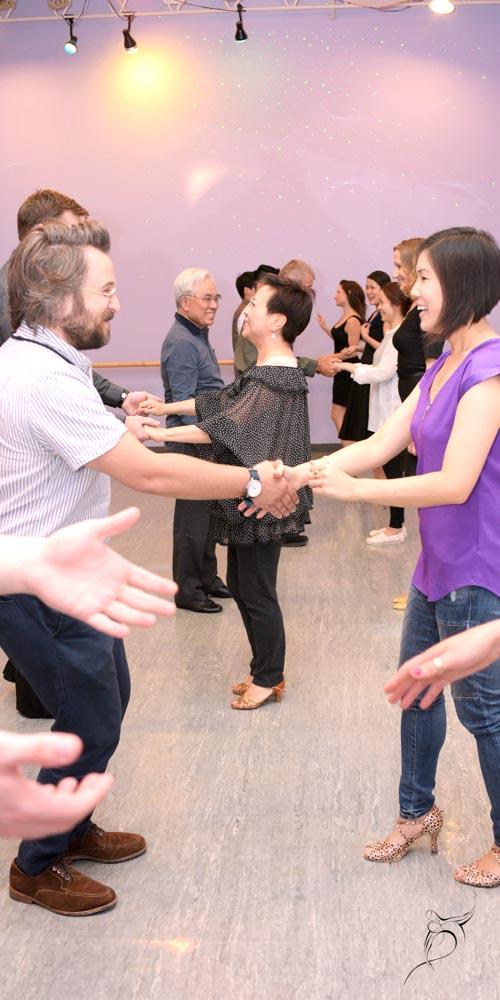 dancing soiree