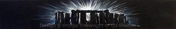 CJ Shelton - Solstice at Stonehenge