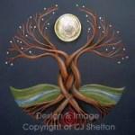 CJ Shelton - The Moon Tree