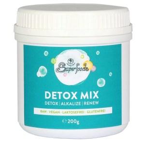 Detox Mix Pulver 250g
