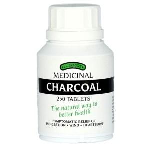 Aktivkohle Tabletten