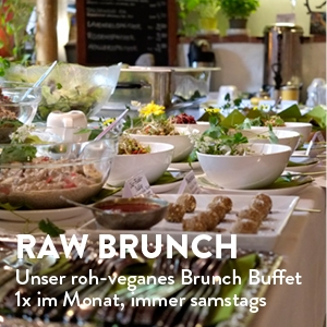 Raw Brunch Button