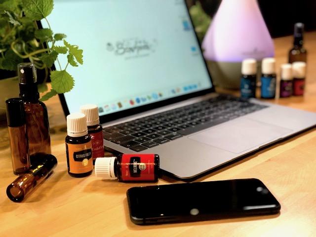 Strahlenschutz mit ätherischen Ölen von Young Living