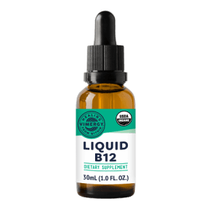 Organic Liquid B-12 Vimergy