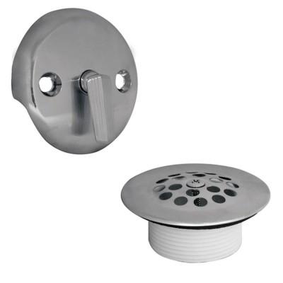 Tub Drain Trim Kits Tub And Shower Parts Bathroom