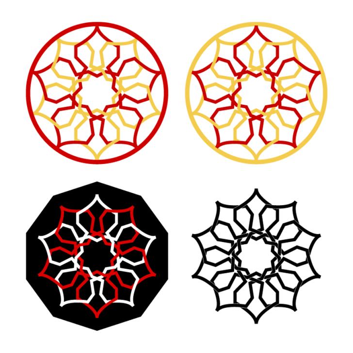 knotted-mandala