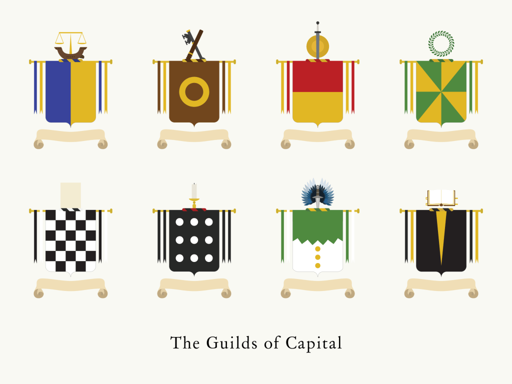 The Guilds of Capital