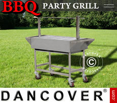 Barbecue Grill PRO PARTY, 95 cm