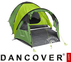 Camping tents, Ranger Tunnel, 3 persons