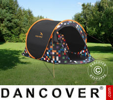 Camping tents Easy Camp, Antic Pixel, 2 pers.