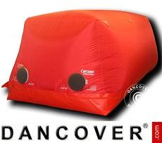 Carcoon 5.6x2 m Red, Indoor