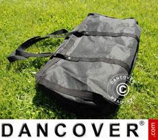 Carry Bag for accessories, 81x62x40cm, 2 handles, black