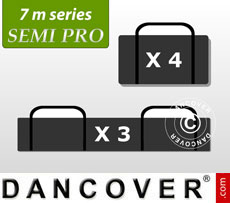 Carry bag package, marquee 7 m. series SEMI PRO