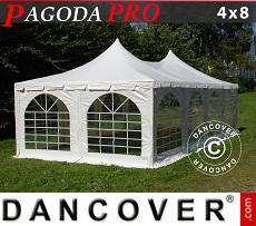 Design Marquees Pagoda PRO 4x8 m, PVC