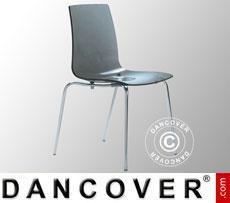 Chair, Lollipop, Dark Smoked, 12 pcs.