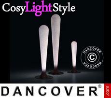 LED Floor light 182Hcm, DIA 48cm