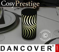 LED lamp Zigzag, Prestige series, Black