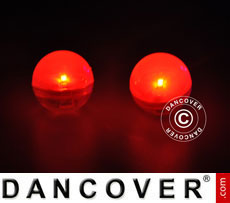 Party light, Fairy Berry, LED Red, 24 pcs.