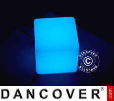 LED Cube Light, 20x20cm, multifunction, multicolour