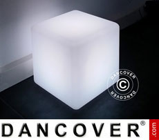 LED Cube Light, 40x40cm, multifunction, multicolour