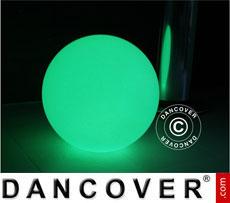 LED Ball Light, Ø40cm, multifunction, multicolour