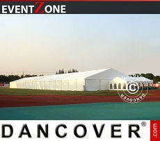 Professional Marquee 25x25 m