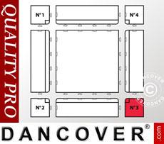 Flooring Corner piece no. 3, Grey