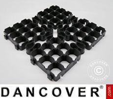 Outdoor floor tiles GRID50 1 m² (4 pc.)