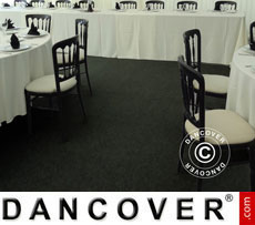 Carpet 2.5x16 m dark grey