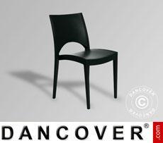 Chair, Paris, Anthracite, 6 pcs.