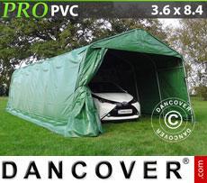 Portable Garage PRO 3.6x8.4x2.7 PVC, Green