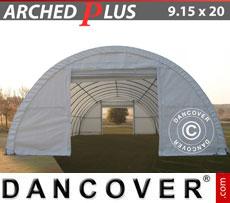 Storage tent 9.15x20x4.5 m PVC