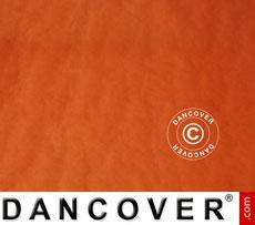 Tablecloth, paper 2 pcs. 1.2 x8m (16m), Orange