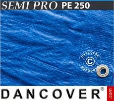 Tarpaulin 10X12 m PE 250 g/m² Blue