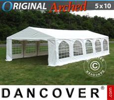 Marquee Original 5x10 m PVC,