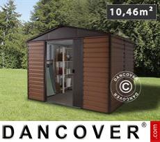 Garden shed 3.03x3.76x2.24 m