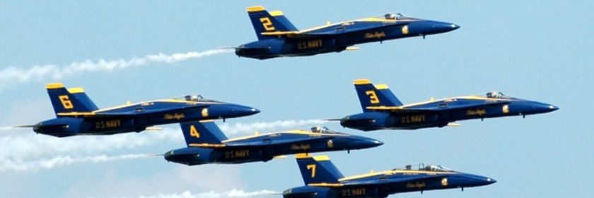 blue angels - extreme control