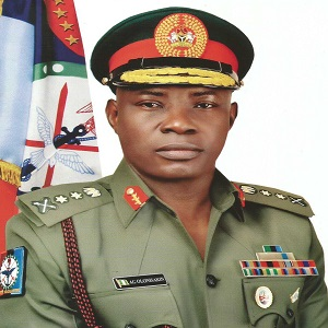 CHIEF OF DEFENCE STAFF