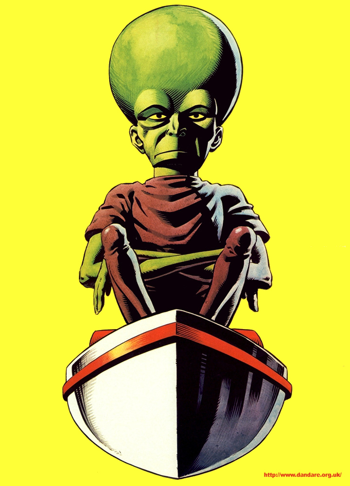 Image result for the mekon