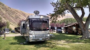 Motor Home Windshield Decal