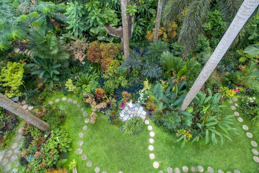 most beautiful gardens central south america