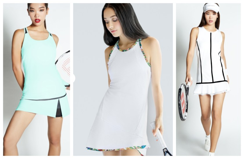 top luxury tennis apparel brands