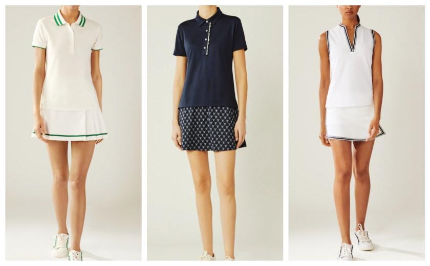 on-trend tennis apparel