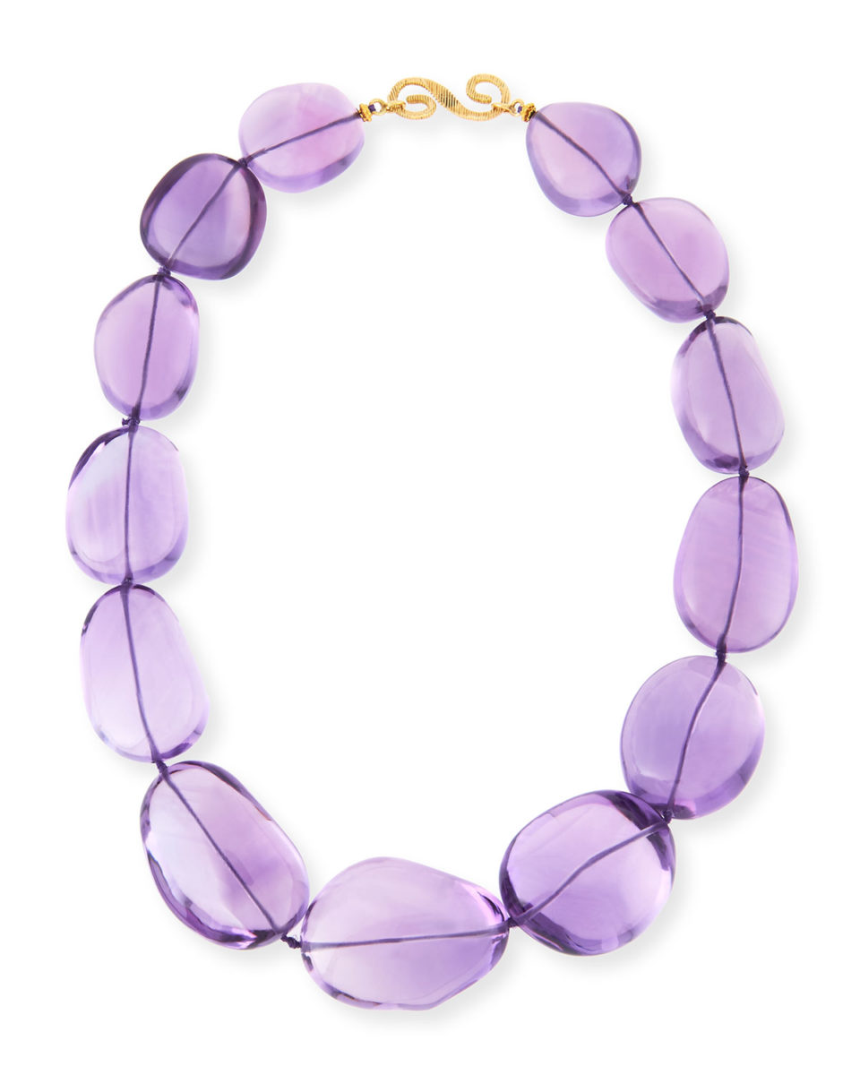stand out statement necklaces