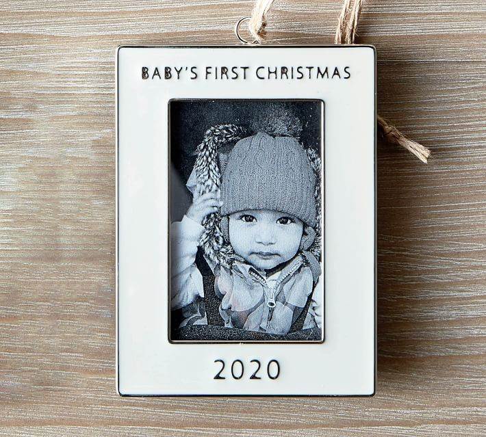 The best luxury holiday ornaments of 2020 for baby's first Christmas