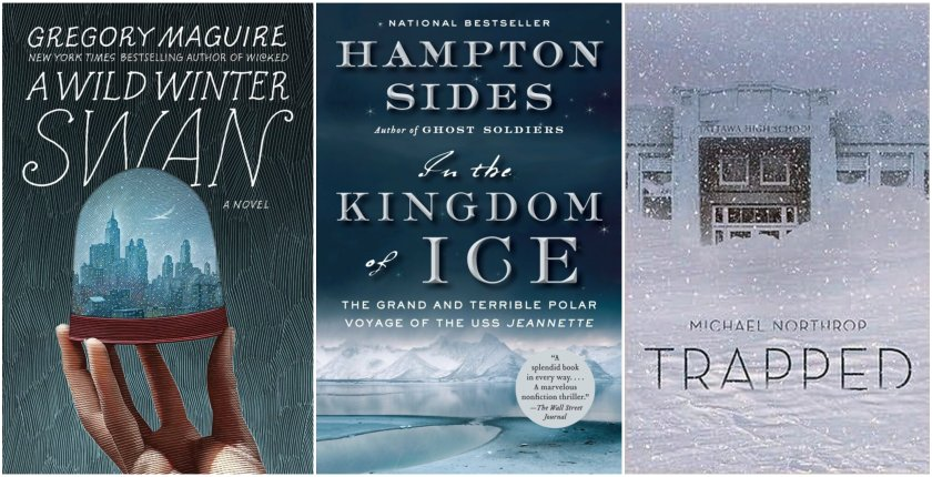 The best wintry reads to curl up with this winter.