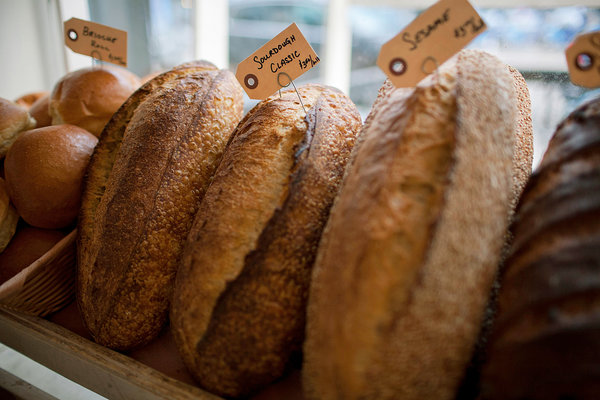 best gourmet bread bakeries in the world