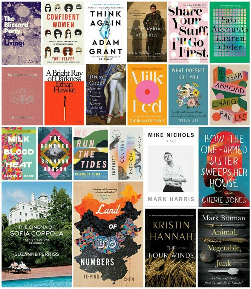 The best new novels and new non-fiction books coming in February 2021.