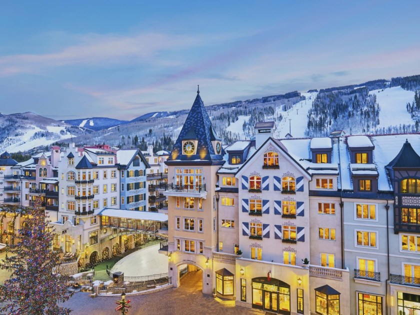 The best luxury resorts for a safe ski vacation in the U.S. in 2021