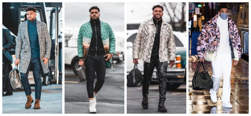 best-dressed NFL players with the most fashion and style off the field right now